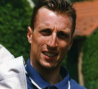 Maurizio Fondriest Italian cyclist