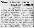 Max Freudenberg of Newark, New Jersey in The Central New Jersey Home News of New Brunswick, New Jersey on 11 July 1922.jpg