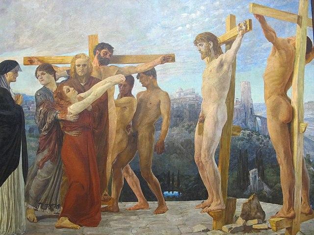 Is jesus true blood gay
