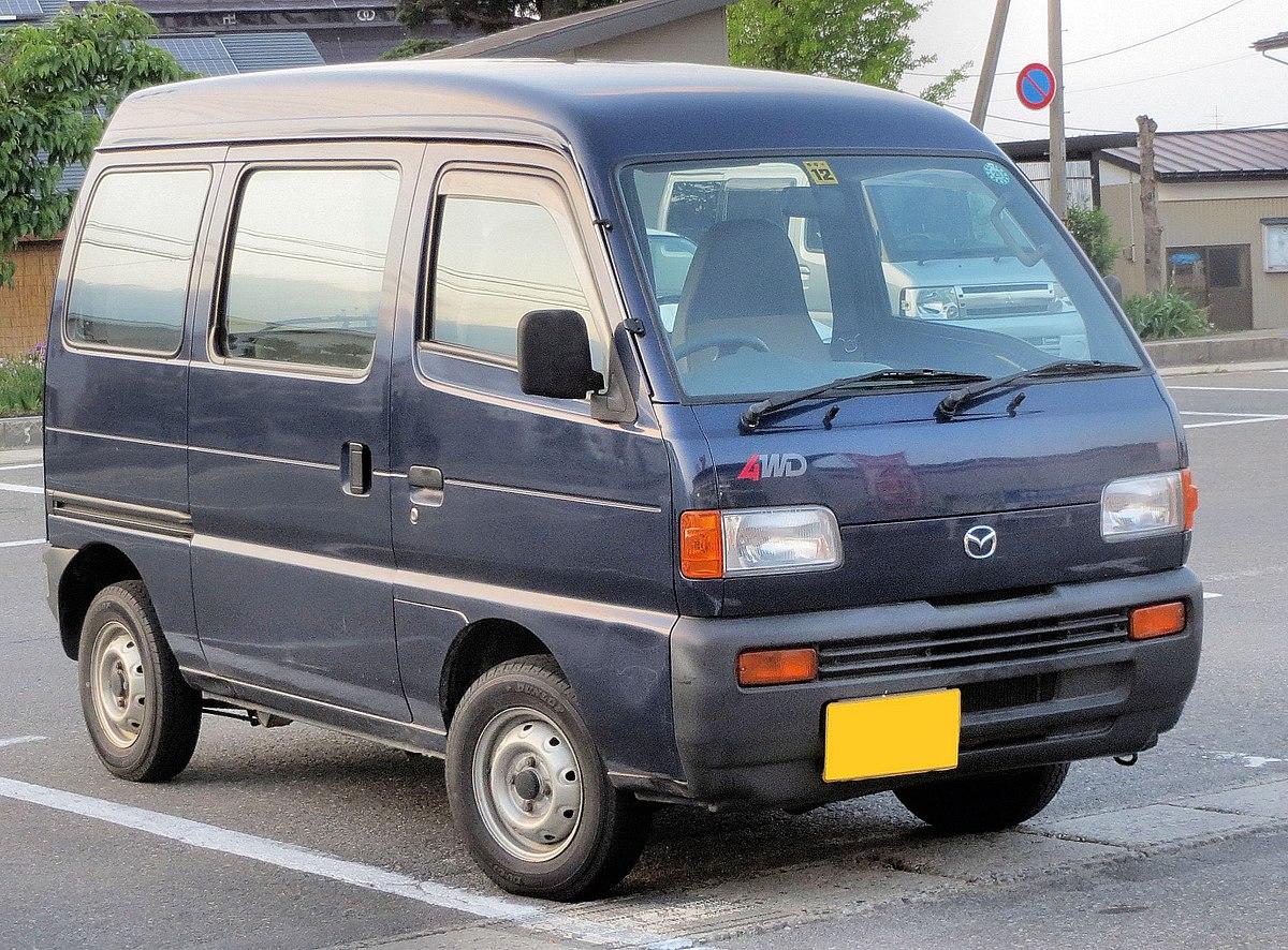 Mazda-Scurm-Van 4WD.JPG