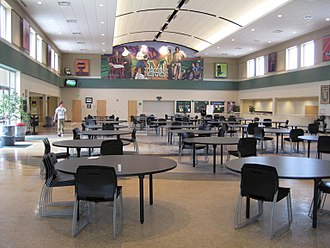 Bishop McGuinness Catholic High School (Oklahoma) - McGuinness Main Building Interior