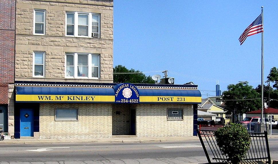 McKinley Am Legion Post 231 Chicago 1