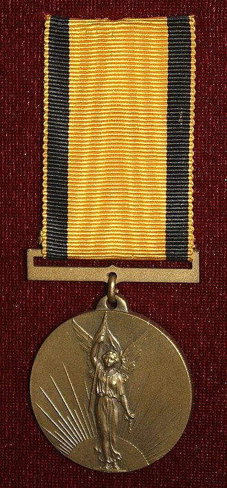 Independence Medal (Lithuania) - Image: Medal niepodl litwy