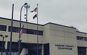 Meeker County Courthouse
