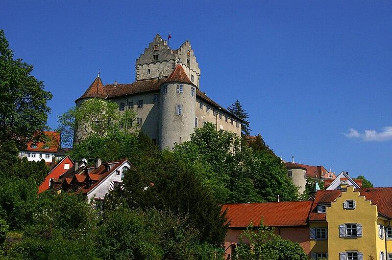 File:Meersburg - altes Schloss.JPG