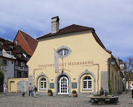 Staatsweingut Meersburg - Wikiwand