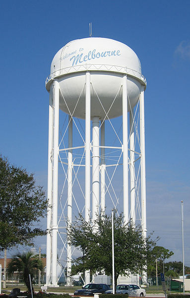 Датотека:Melbourne Water Tower (Florida) 1.jpg