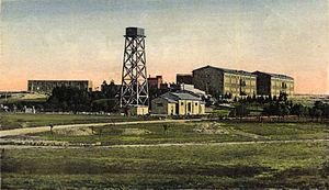 Melkonian Educational Institute - Image: Melkonian panoramic