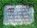 Memorial to Dom Moraes - geograph.org.uk - 1118472.jpg