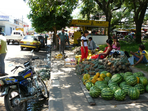 Paraguarí - Mercado de Paraguari