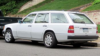 Mercedes benz w124 for 1988 mercedes benz 300te