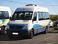 Mercedes-Benz Sprinter Transfer n°693 (vue avant gauche) - Cap'Bus (Agde).jpg
