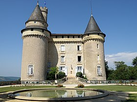 Image illustrative de l'article Château de Mercuès