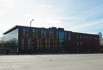 Mercy Corps - Mercy Corps' headquarters building in Portland, Oregon