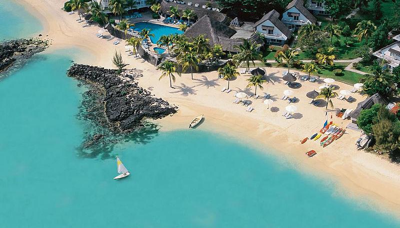 Hotel Merville Beach Ile Maurice