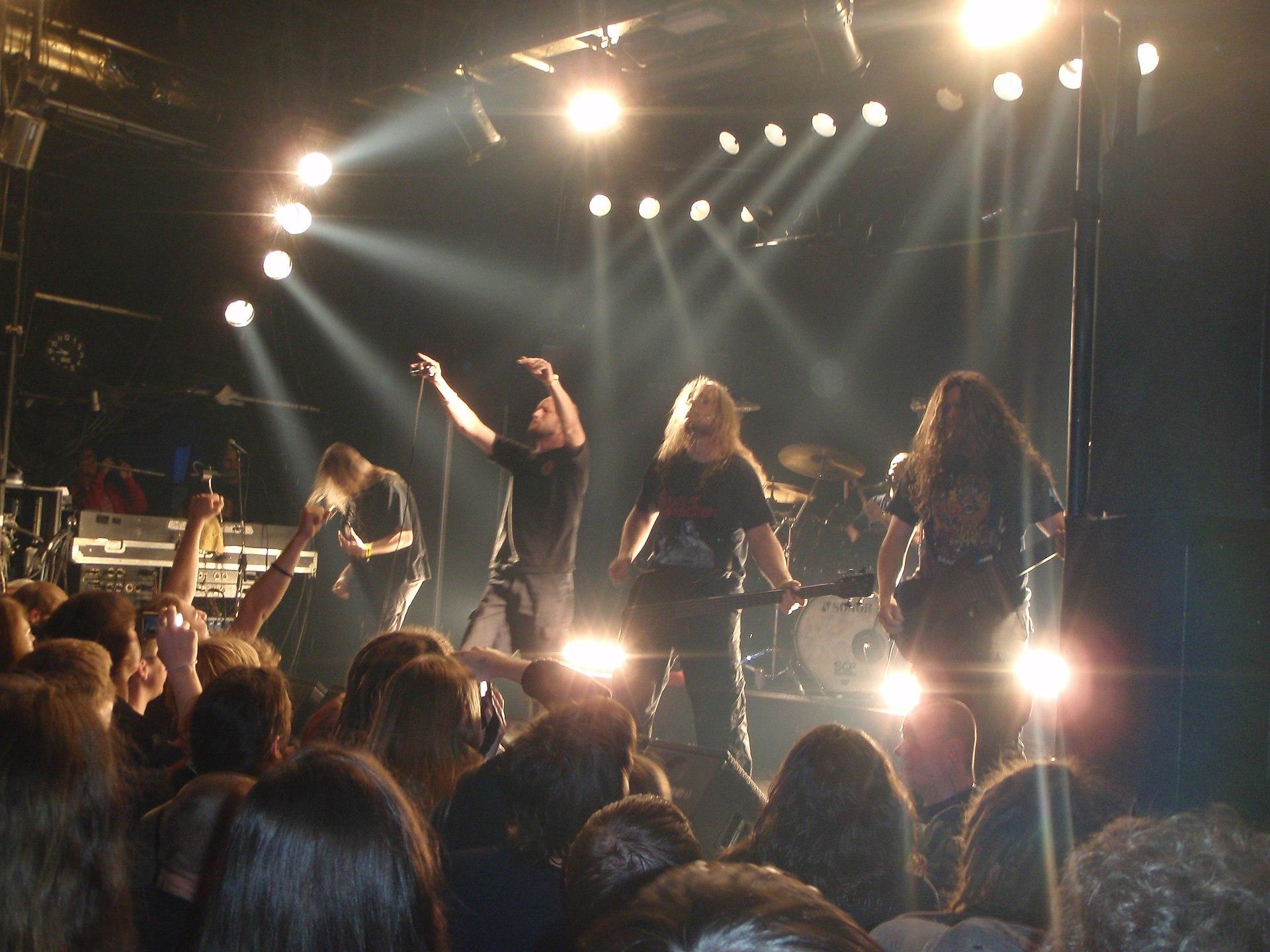 Meshuggah Discography Wikipedia