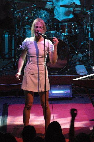 Metric (band) - Metric live at Washington, DC 2006