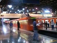 Estación Chabacano del Metro de la Ciudad de México