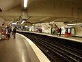 Metro de Paris - Ligne 5 - Gare de l Est 01.jpg