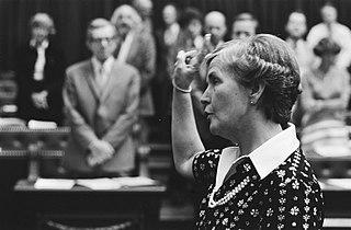 Mieke Andela-Baur Dutch politician (1923-2016)