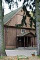Miłkowice-Maćki , Kościół par. p.w. św. Rocha, drewn., 1811, wejście.jpg