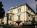 Michałów Górny, Pałac, Szkoła Podstawowa - fotopolska.eu (242025).jpg