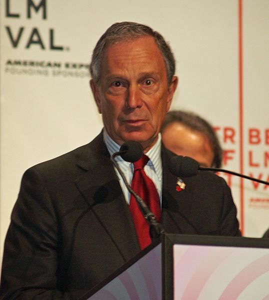 Любимец жителей Нью-Йорка Майкл Блумберг планирует в 2020 году побороться за президентский пост