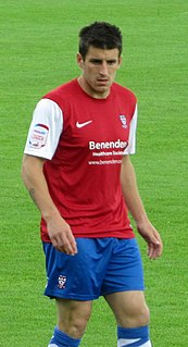 Michael Coulson (footballer) English association football player