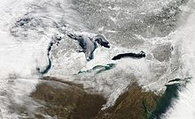 February 2013 nor'easter - Wikipedia, the free encyclopedia