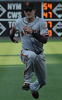 Mike Yastrzemski American baseball player