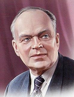 Mikhail Kedrov (actor) Russian theatre director