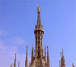 La Madonnina: il simbolo della città e della Chiesa Ambrosiana