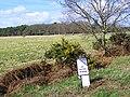 Milepost, Bisterne - geograph.org.uk - 1188436.jpg