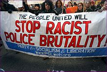 an overview of the control for police brutality in the united states of america The historical outcomes of these police states, however, are all too similar civil liberties disappear and the citizenry lives in fear of the police while america has not seen a transformation.