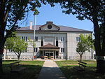 Mills County IA Courthouse