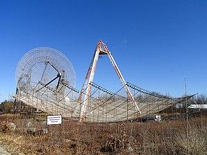 Millstone Hill Radar - Haystack Observatory - DSC04017.JPG