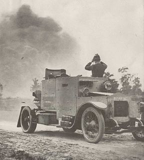 Minerva Armored Car Type of Armoured car