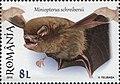 Miniopterus schreibersii 2016 stamp of Romania.jpg