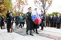 Ministrica Andreja Katič se je z delegacijo poklonila padlim v vojni za Slovenijo 1991 02.jpg