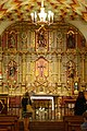 Mission Dolores, the oldest building in San Francisco, from the old colonial mission system - panoramio.jpg