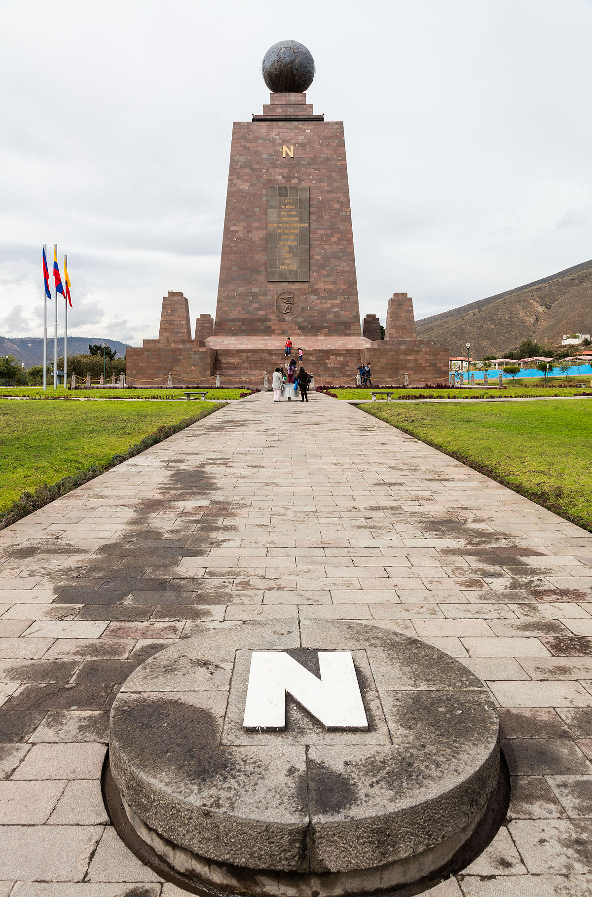Quito City Tour And Equator Line