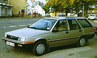 1987 Mitsubishi Lancer Estate