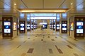 Mitsukoshimae Station Underground access 2015.jpg