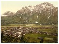 Mittenwald and Carwendel (i.e. Karwendel), Upper Bavaria, Germany-LCCN2002696253.tif