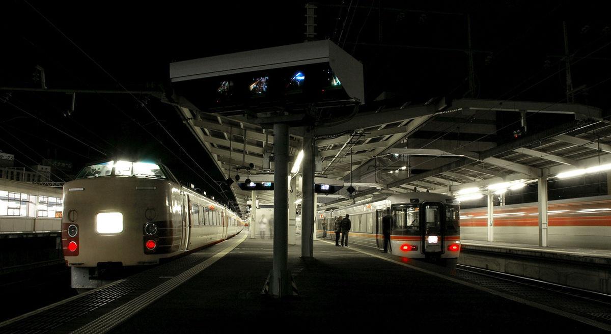 「夜行列車 昔」の画像検索結果