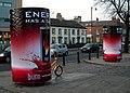 Mobile adverts, Belfast - geograph.org.uk - 1144162.jpg
