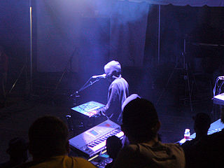 Juan Atkins American musician and techno music developer