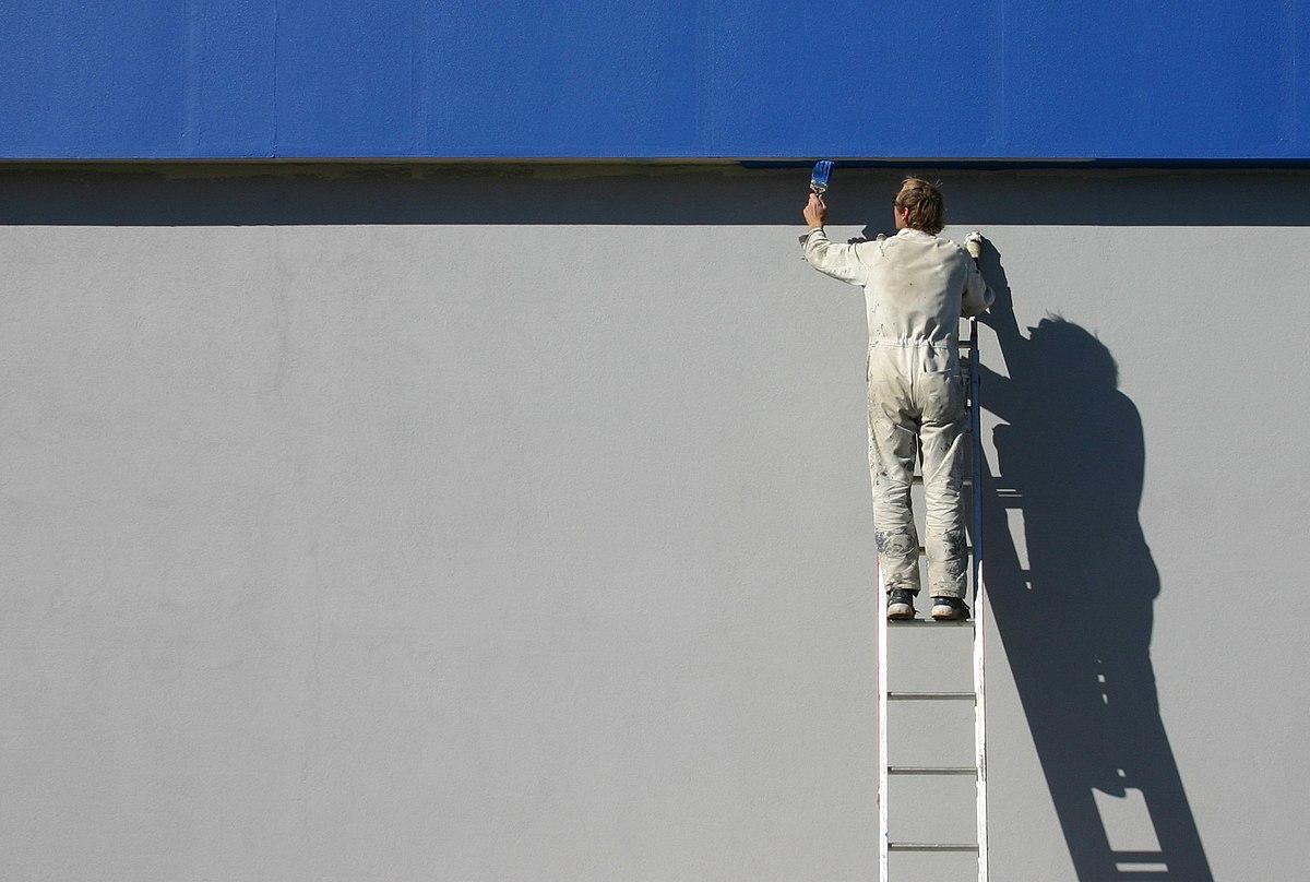 Pintor (profesión) - Wikipedia, la enciclopedia libre