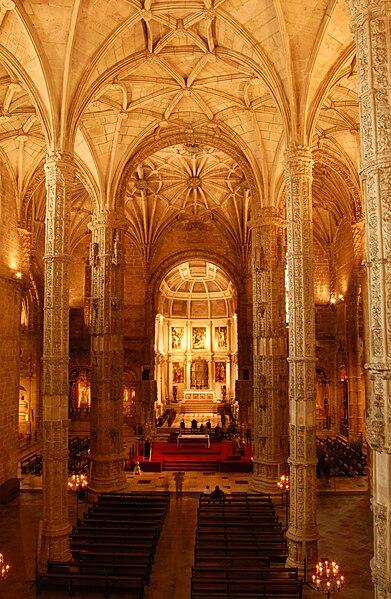 Ficheiro:Monastero di Jeronimos - Lisbona.JPG