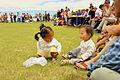 Mongolskie dzieci na lokalnym festiwalu Naadam (04).jpg